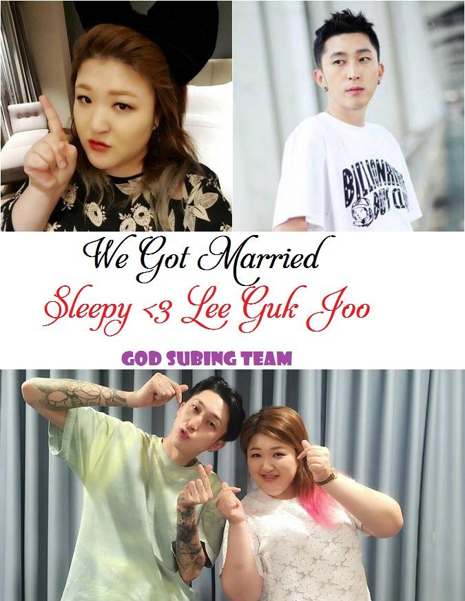 WGM Sleepy & Guk Joo