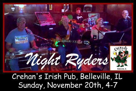 Night Ryders 11-20-16
