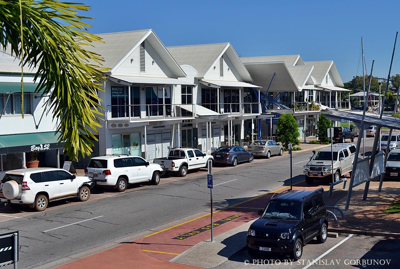 Самый невезучий город Австралии darwin11