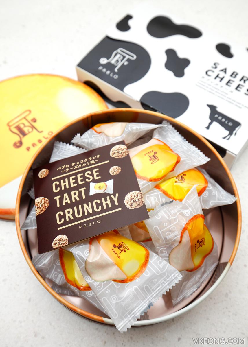 Pablo Cheese Tart Crunchy