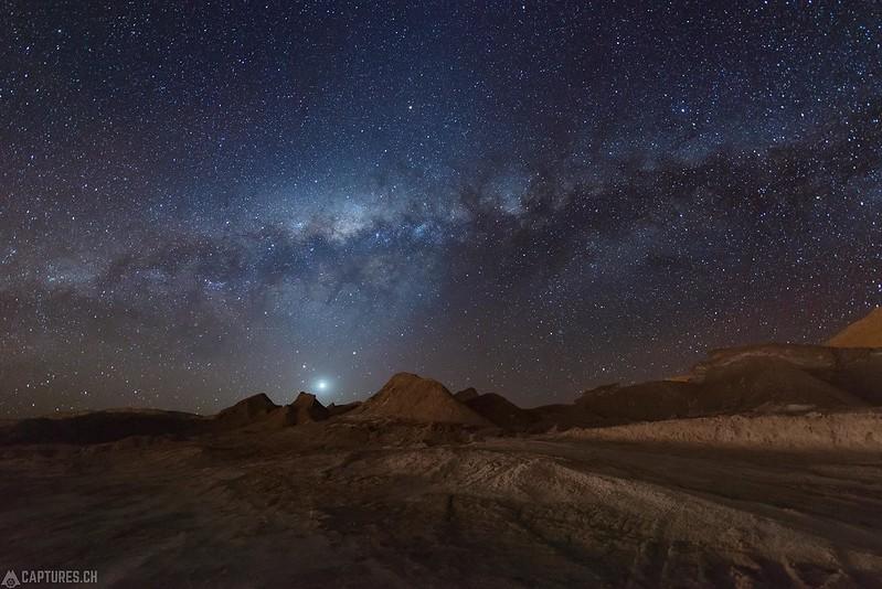 Milky way - Atacama desert