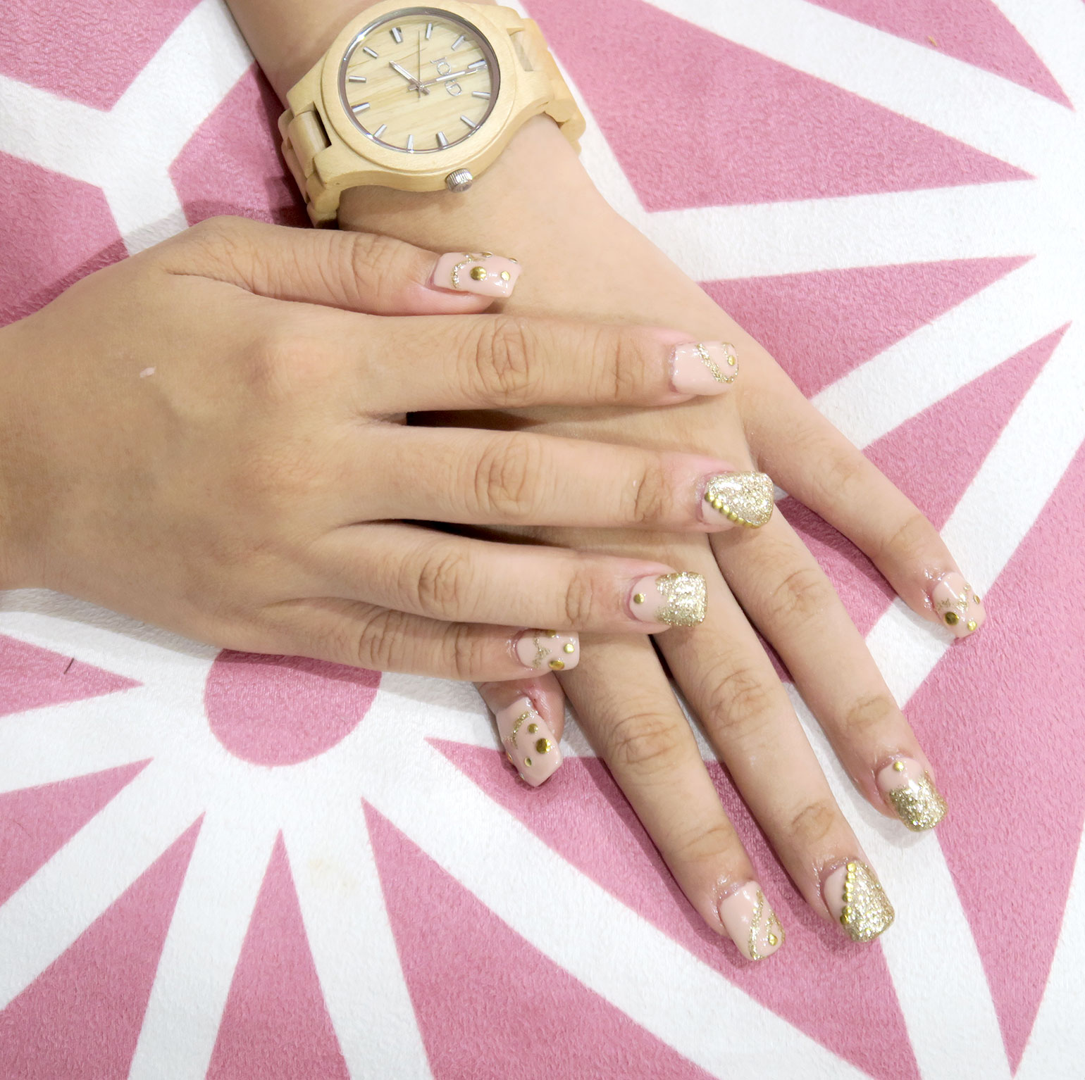 11 Acrylic Nails Review - Nail Art - Ayumi Las Piñas - Gen-zel.com(c)