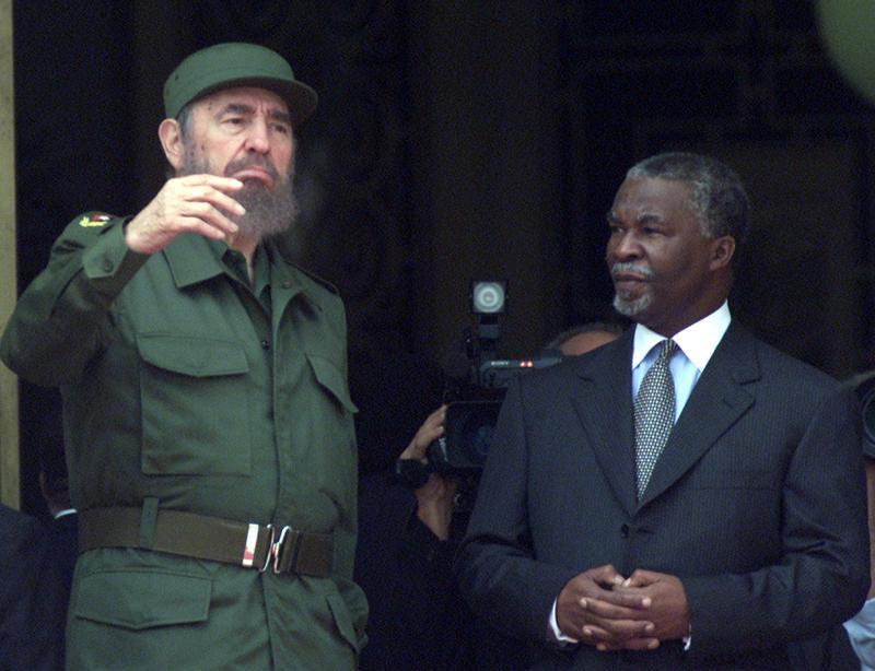 CUBA SOUTH AFRICA