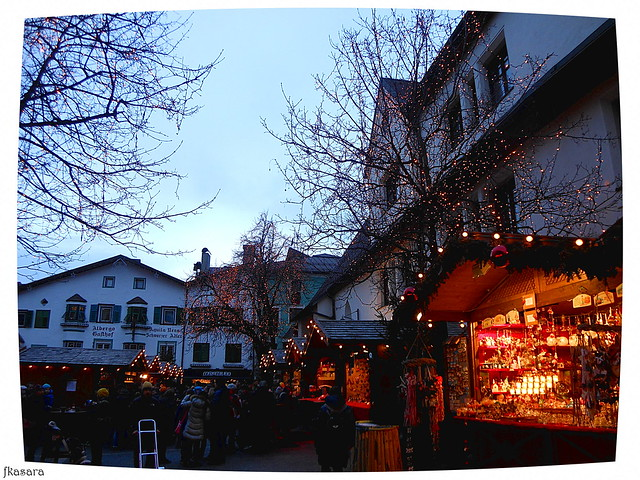 Christmas Markets in Sterzing/Vipiteno, South Tyrol
