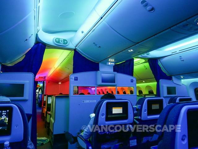 ANA Premium Economy-Haneda Lounge-7