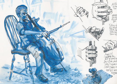 Sketchbook #100: Everyday Life