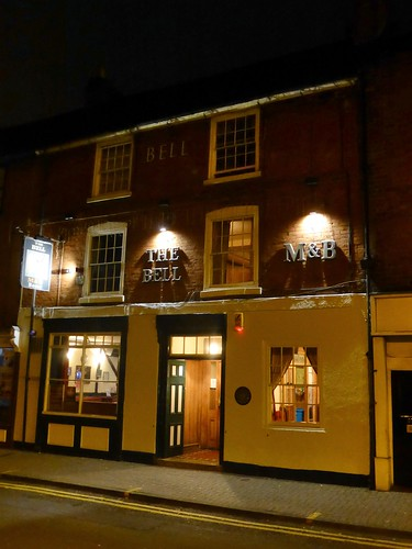 The Bell, St Johns, Worcester
