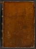 Biblia Latina (Part I) - Binding
