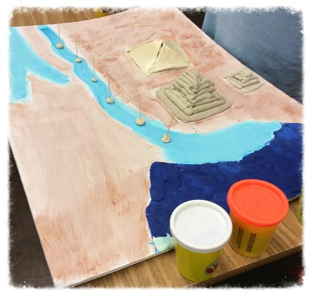 Mychelle Marie D Map Of Ancient Egypt - Map of egypt 3d