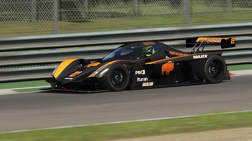 Praga R1 - Powersport Racing n°2 - Fara 2015