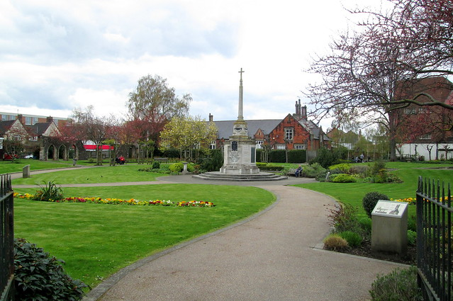 King's Lynn War Memorial  1