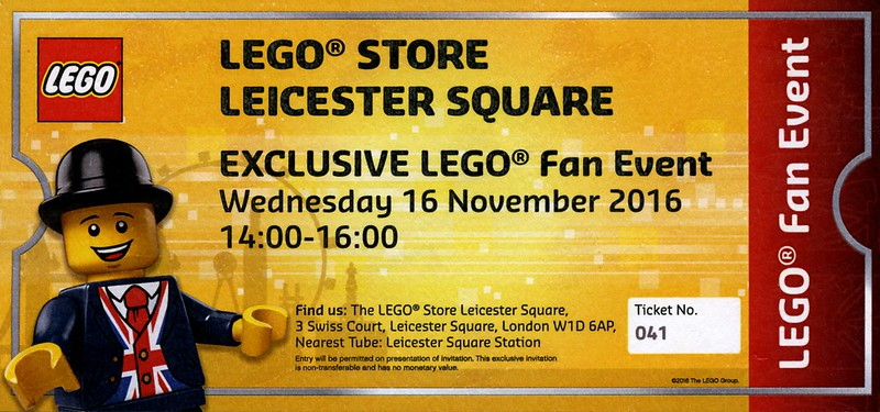 Leicester Square LEGO store