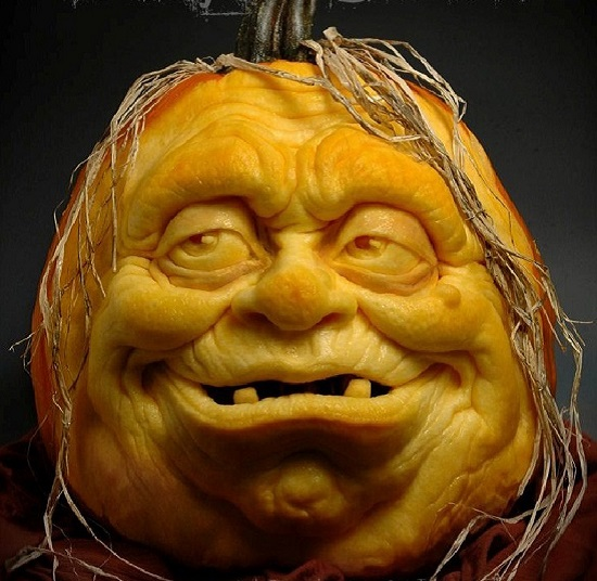 Тыква – главный атрибут Хэллоуина - ПоЗиТиФфЧиК - сайт позитивного настроения!