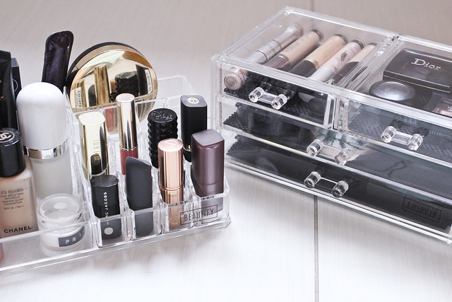 Beautify makeup storage