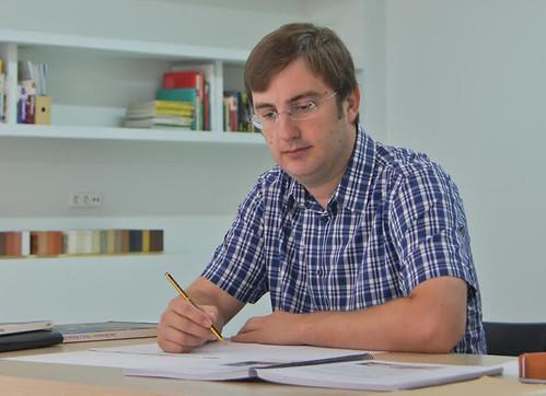 Alberto Millán presenta su nuevo estudio de arquitectura