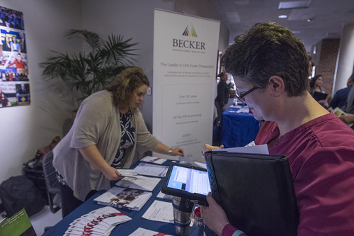 Business Week: Meet-the-Firms Career Fair