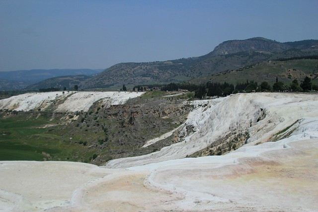 Pamukkale travertines2