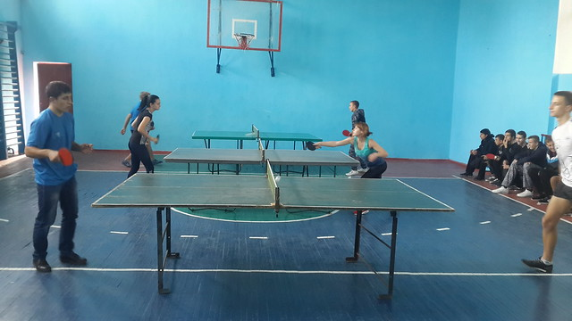 Теніс-районні змагання