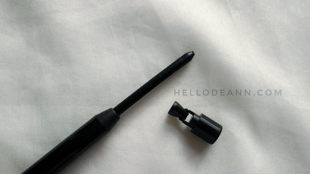 Fashion 21 Twist Eye Pencil Review Size - Hello Deann