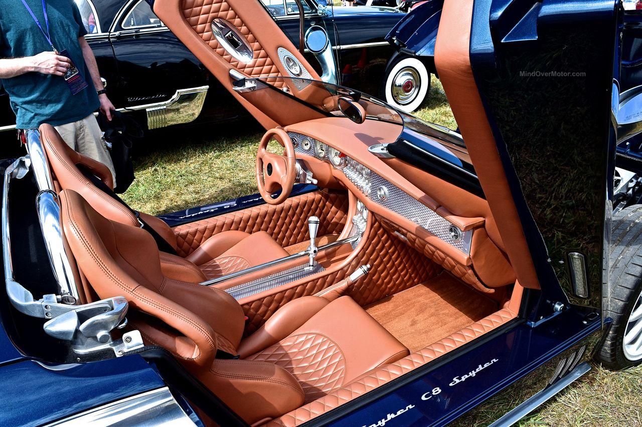 Spyker C8 Spyder Radnor Hunt 3