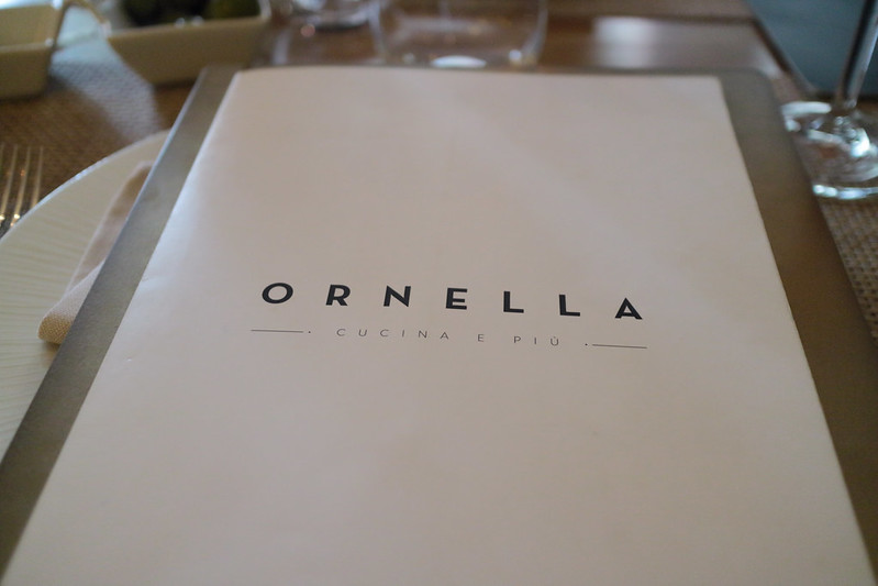 comida en Ornella