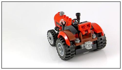 LEGO SuperHeroes DC Comics 76054 Batman Scarecrow Harvest of Fear 01