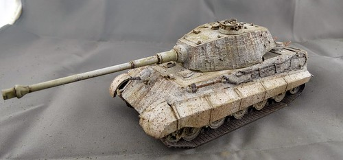 Bolt Action - German King Tiger