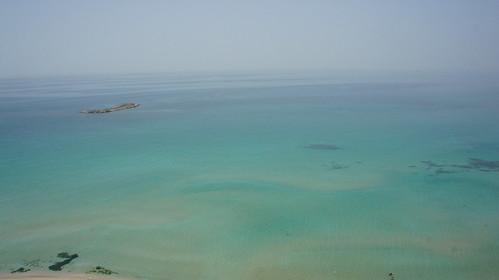 The Alexandrian sea