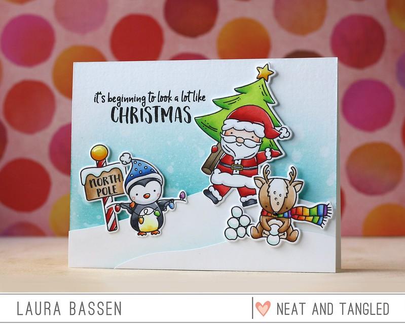 Neat & Tangled-Santa's Wonderland