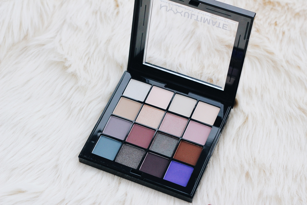 nyx ultimate shadow palette cool neutrals 3