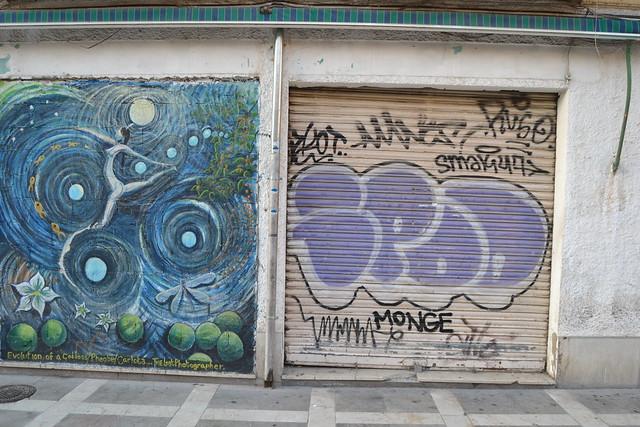 Granada. 15/11/2016. Fotos de zeroanodino para URBANARTIMAÑA