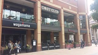 Restaurants In Broadgate Liverpool Street
