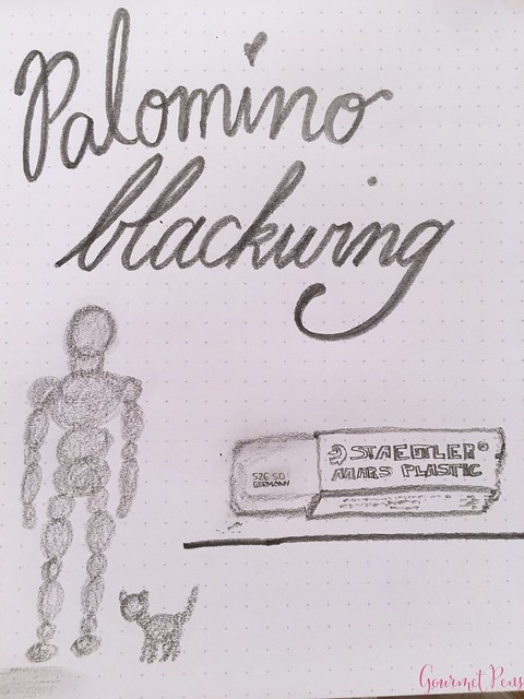 Review @Palomino @Blackwing Volume 24 Pencil @PencilsCom 5