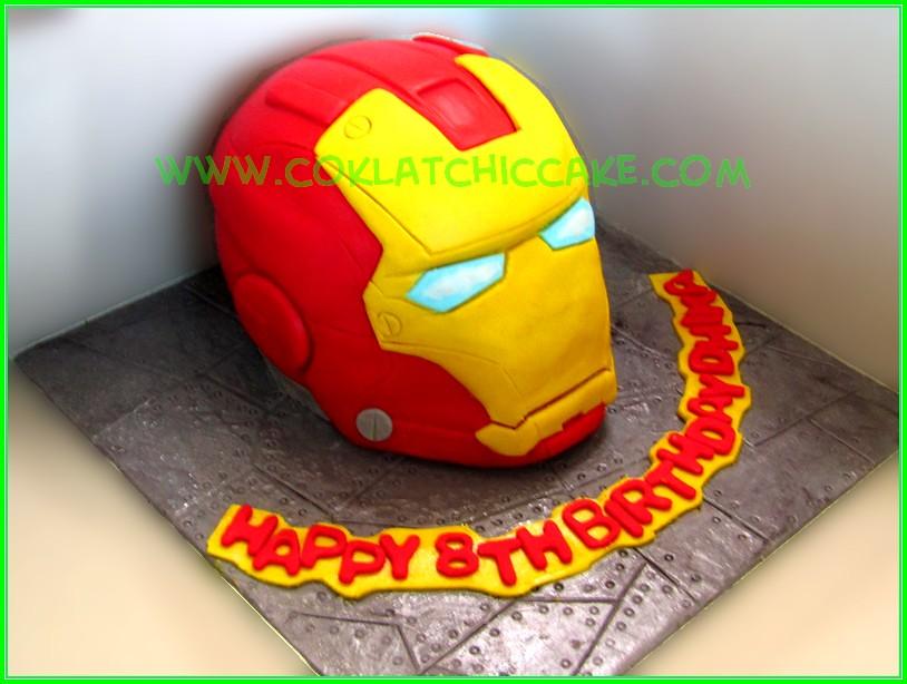 cake ironman