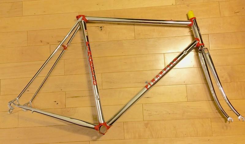 Pinarello Montello 1985 Campagnolo Sr Or C Record Bike Forums