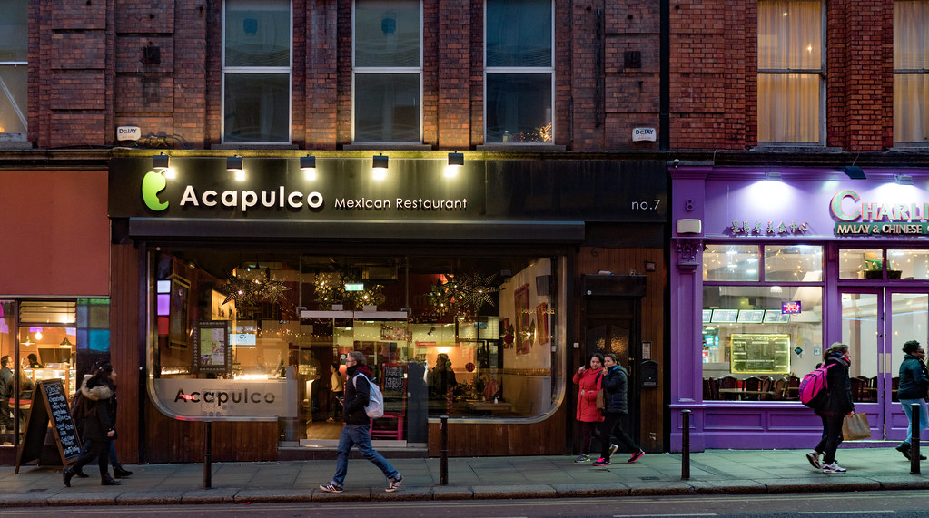 ACAPULCO MEXICAN RESTAURANT [SOUTH GREAT GEORGES STREET]-1237972