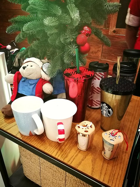 Starbucks Christmas 2017 Merchandise