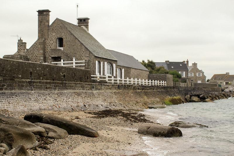 Barfleur seaside