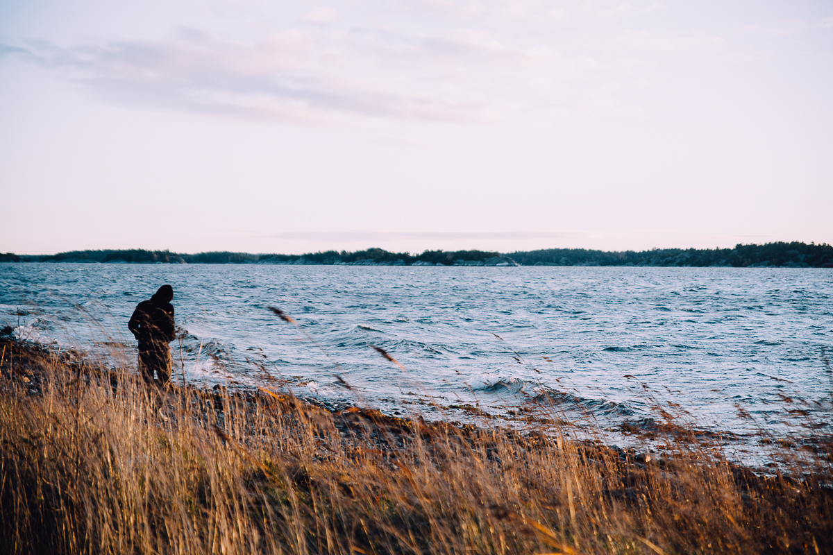October Sunset in the Archipelago | Cashew Kitchen