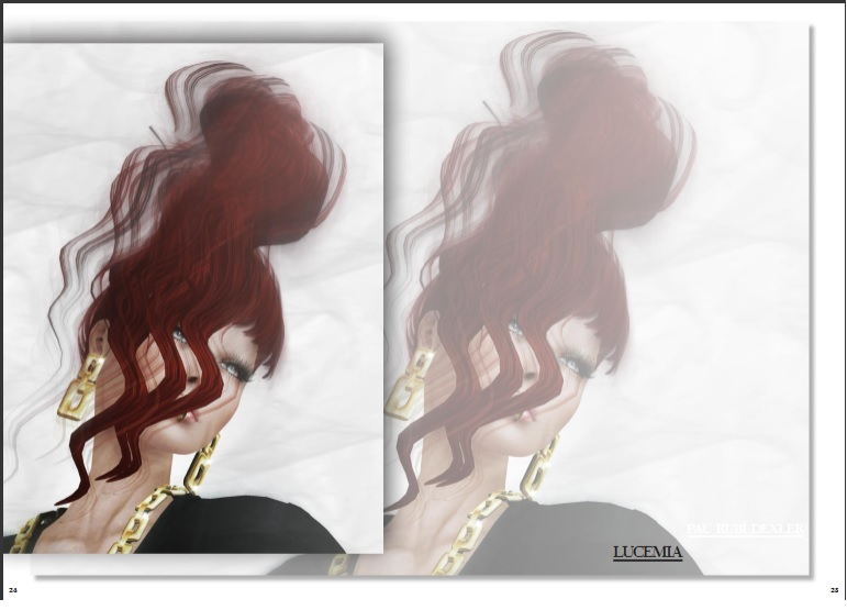 LuceMia - Virtual Diva Model