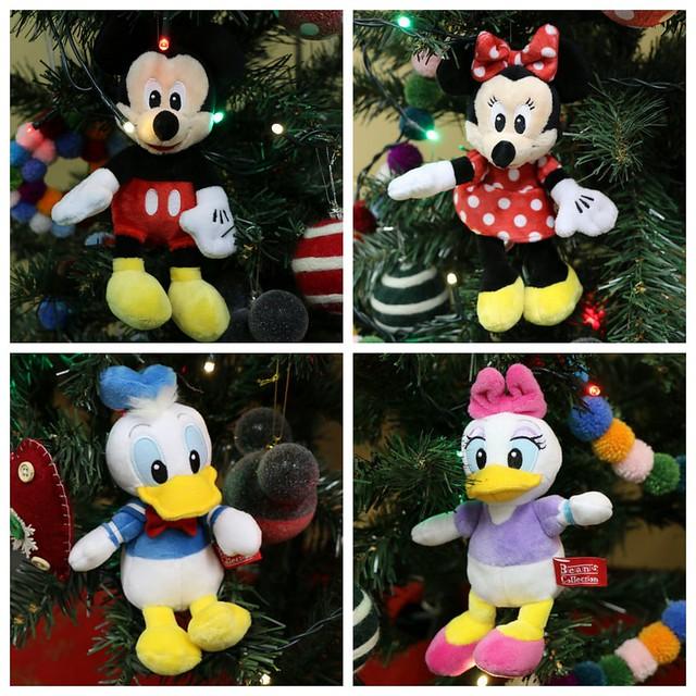 ディズニー クリスマスツリー
