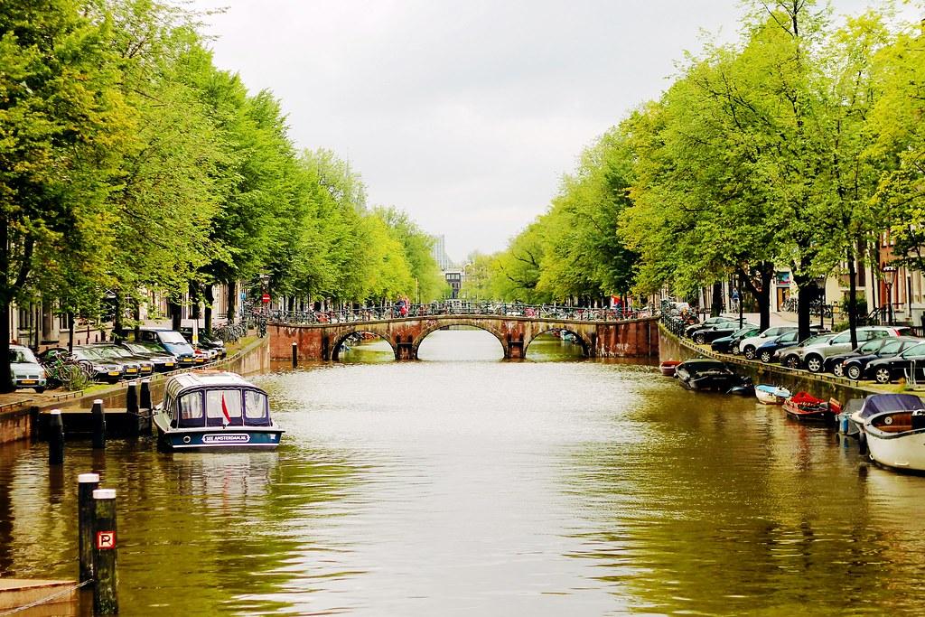 Drawing Dreaming - dois dias em Amsterdão