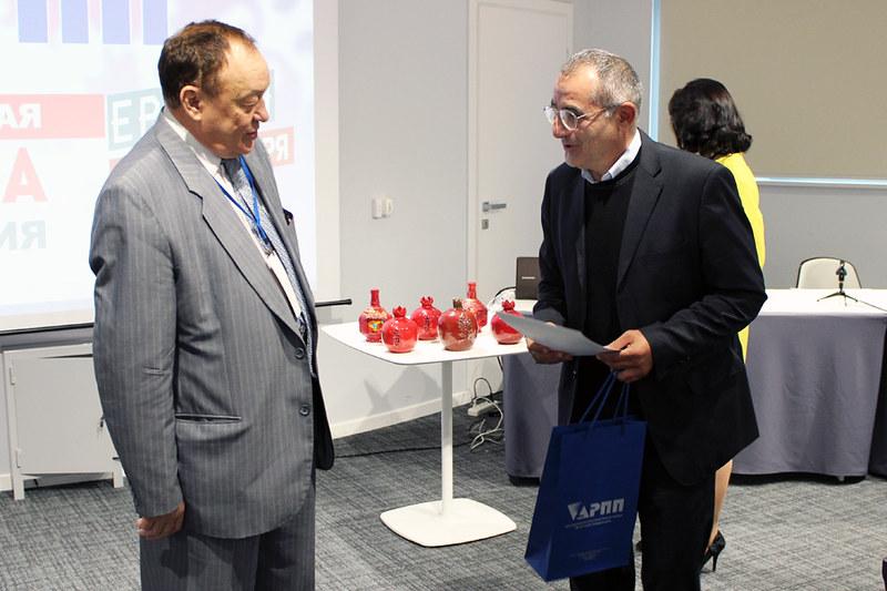 Армен Давтян, директор ООО «Блиц Медиа» (г. Ереван)