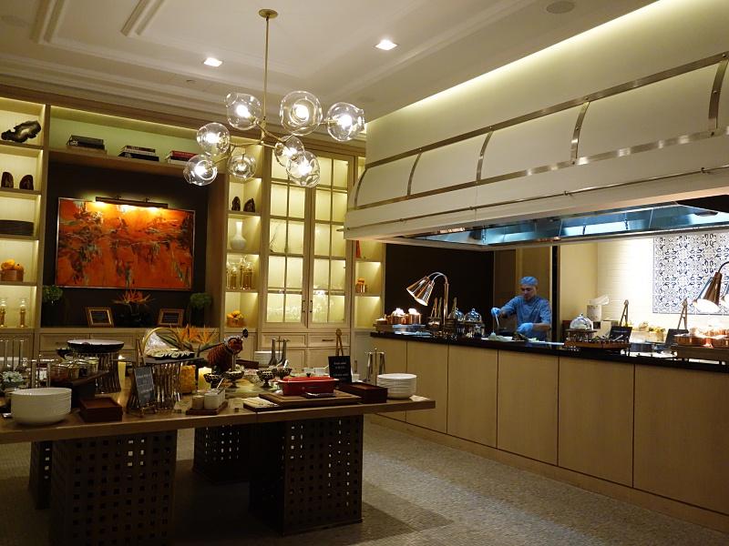 St. Regis Macau breakfast