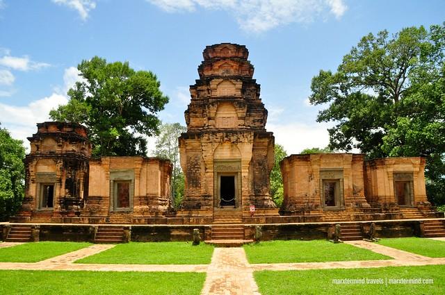 Prasat Kravan in Siem Reap