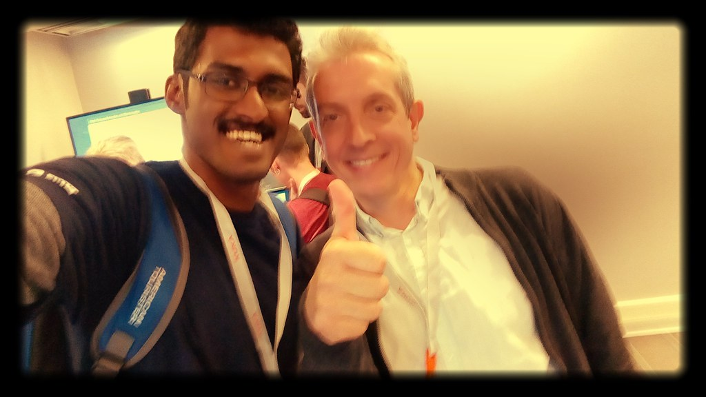 with Prof. Wolfram Burgard