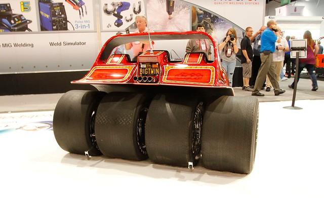 Big Twin Trike