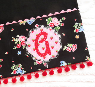 apron applique