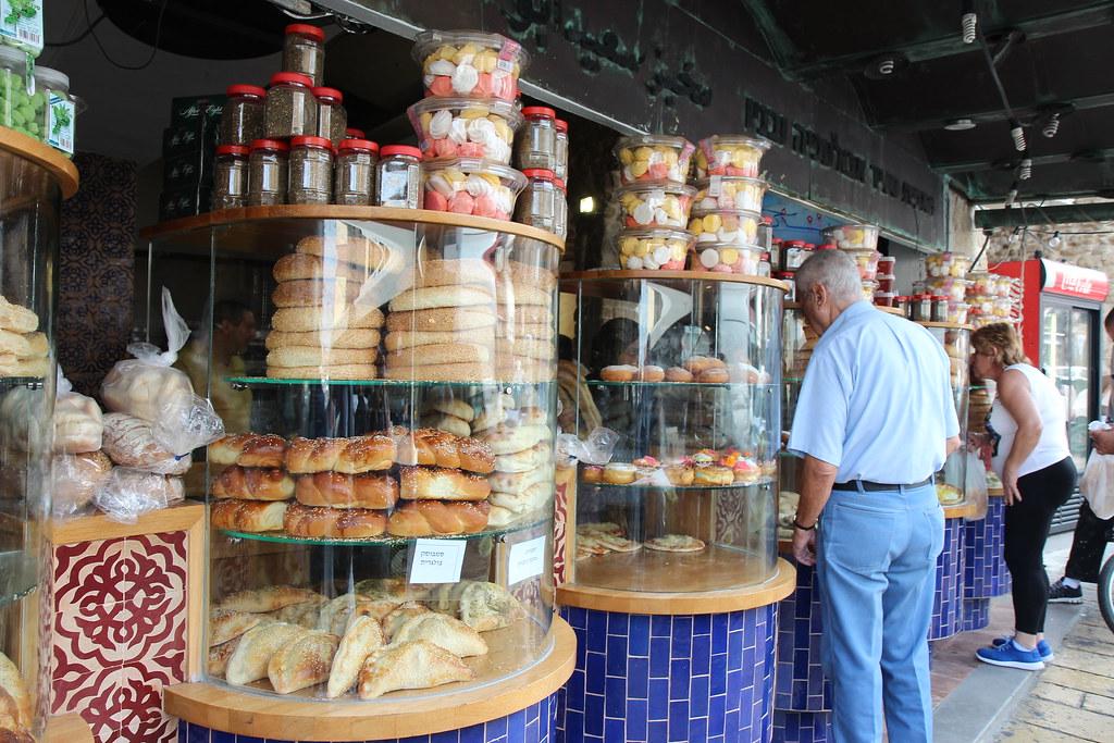Tel Aviv ja ruoka