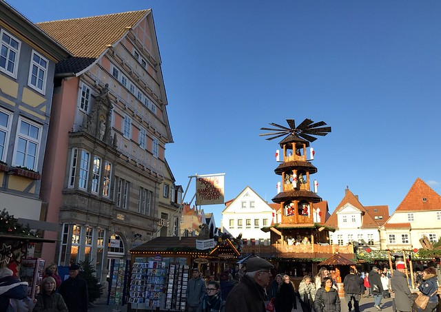 Hamelin Christmas market Germany  36